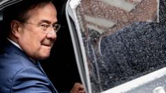 Лашет подава оставка като председател на германската ХДС