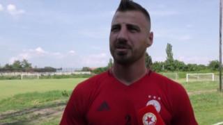Николай Бодуров: 23 мача, нито една смяна