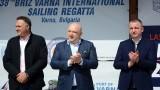 """Министър Кралев: ММС ще финансира проект за ремонт на водна спортна база """"Бриз"""" във Варна"""