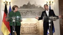 Меркел похвали решителността на Ципрас за Македония