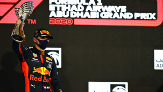 Категорична победа за Макс Верстапен в Абу Даби