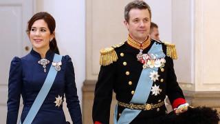 Колко дни работят членовете на датското кралско семейство