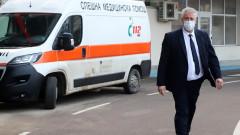 """Асен Балтов спира плановия прием в """"Пирогов"""""""