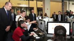 Президентът почете Яворов и искрата на приятелство между българи и арменци