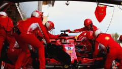 Ферари отмени тестовете на нови гуми заради коронавируса