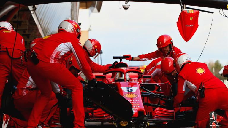 Льоклер: Всички във Ферари вече имат по-сериозно уважение към мен