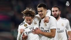 Реал (Мадрид) измъкна ценен успех в Севиля, Себайос попари бившия си клуб