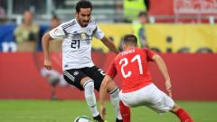 Германия загуби с 1:2 от Австрия в контрола