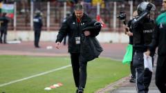 Любослав Пенев: Няма на кого да се сърдим, трябваше да вкараме гол