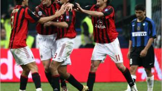 Милан спечели градското дерби с Интер