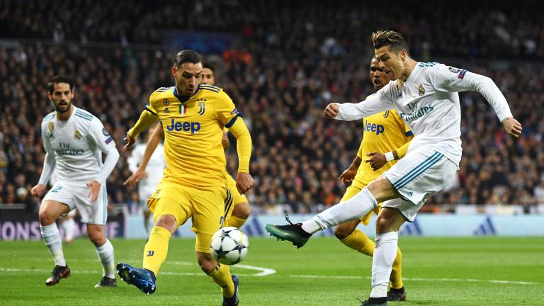 Звездата на Реал (Мадрид) Кристиано Роналдо е останал поласкан от