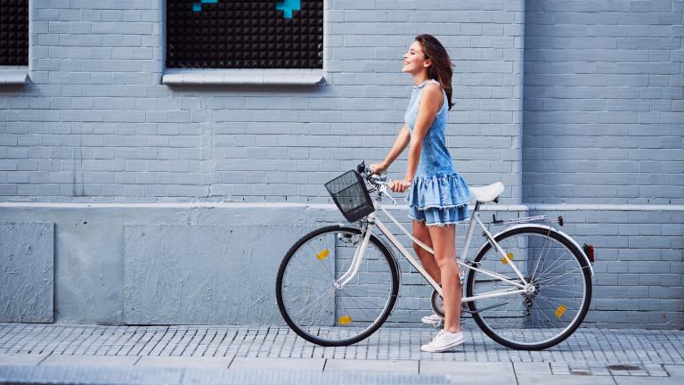 Градовете с най-добрите условия за каране на колело