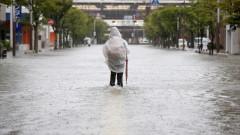 Южна китайска провинция предупреди за сериозен риск от наводнения