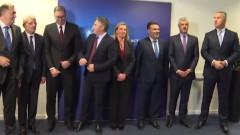 """Могерини предупреждава, че Западните Балкани са като отворена кутия на """"Пандора"""""""