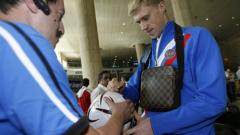 Павел Погребняк пропуска Евро 2008