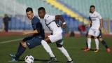 Бранимир Костадинов започва като титуляр срещу Левски