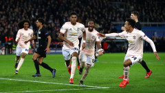 Au revoir, ПСЖ! Манчестър Юнайтед сътвори чудото и изхвърли парижани от Шампионска лига!
