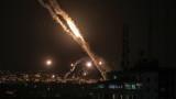 Пета нощ на конфликта между ХАМАС и Израел, армията порази военни цели на ислямистите