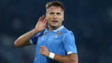 Лацио ще предложи нов договор на Чиро Имобиле