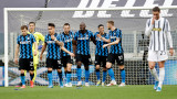Ювентус спечели голямото дерби с Интер