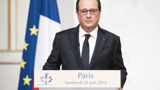 Брекзит е тежко изпитание за Европа, констатира Оланд