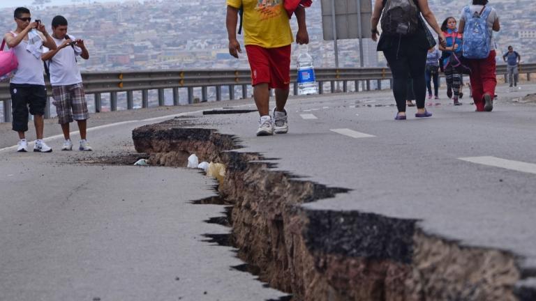 Силен трус разтърси чилийската столица Сантяго