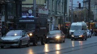 Заради изоставен багаж затвориха софийския Лъвов мост