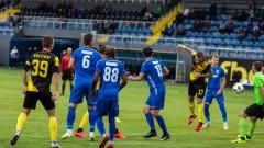 Верея - Ботев (Пловдив) 1:2, домакините върнаха един гол
