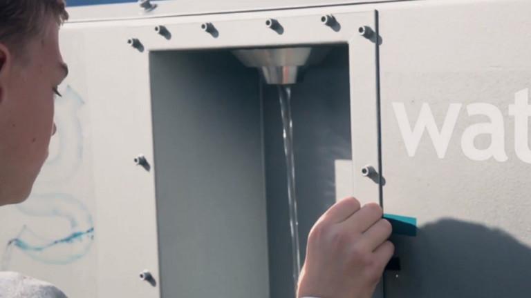 Израелска компания създава до 5 000 литра чиста вода на