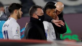 От Реал (Мадрид) са искали по-ранен час за мача с Осасуна