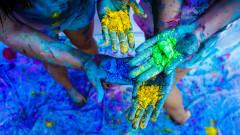 Вход свободен за голямото мацане на Фестивала на цветовете