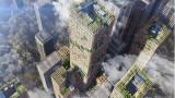 Японска компания планира 350-метров небостъргач от дърво