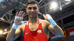 Даниел Асенов ще се бие за златен медал в Минск
