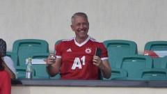 Бивш директор на ЦСКА празнува днес