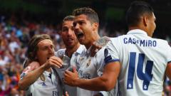 Доминация на Реал в Шампионска лига