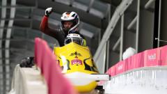 Германия с олимпийска титла на двуместен бобслей при жените