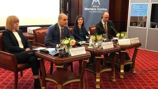 Цветанов обвърза евровота с киберсигурността в ЕС
