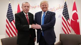 Тръмп предложил на Ердоган сделка за 100 млрд. долара