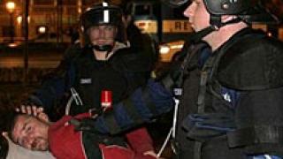 Над 50 ареста след вчерашния национален празник на Унгария