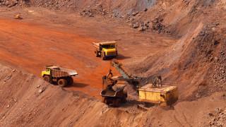 Вносът на Китай на желязна руда удари 20-месечен връх