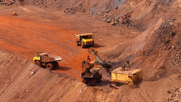 Износът на желязна руда от Австралия отбелязва първи годишен спад