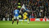 Рейнджърс се изравни на върха в групата с Йънг Бойс след победа срещу Порто