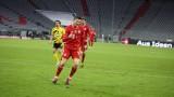 """За първи път в историята: Байерн с обрат в """"Дер Класикер"""" от 0:2, хеттрик на Левандовски!"""