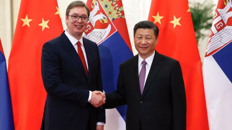 Милиардните инвестиции в Сърбия, с които Китай си проправя път към Европа