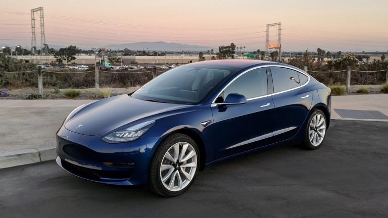 Tesla ще продава Model 3 Made in China и в Европа