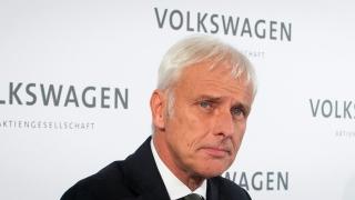 Първо интервю на шефа на Volkswagen след скандала с емисиите. Какво каза той?