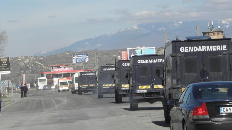 Зверски мерки за сигурност в района на летище София през лятото