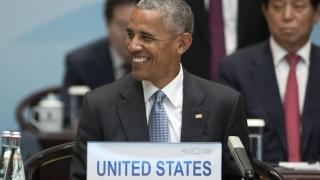 Санкциите срещу Русия остават до изпълнението на договореностите от Минск, отсече Обама