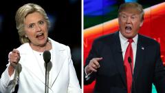 """Хилари Клинтън нарече """"окаяници"""" половината от избирателите на Тръмп"""