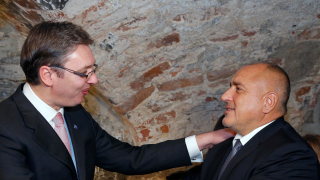 Борисов и Вучич разговаряха за европредседателството